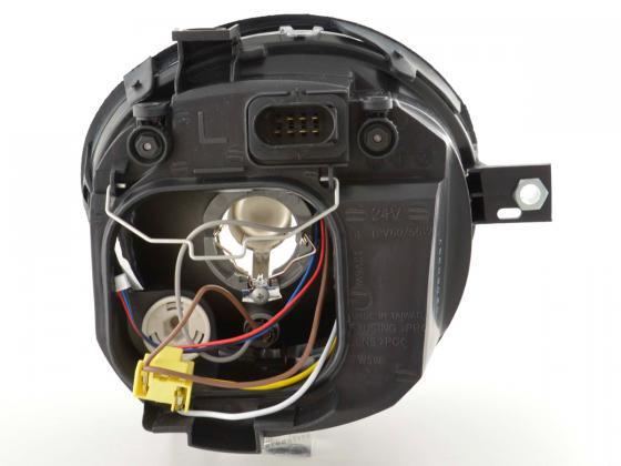 Verschleißteile Scheinwerfer links VW Lupo (Typ 6X) Bj. 98-05
