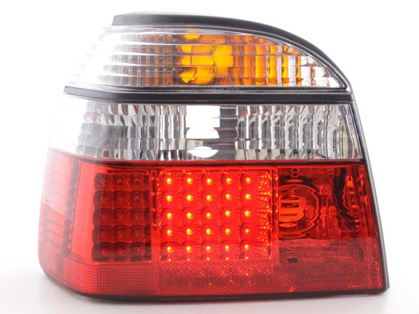 LED Rückleuchten Set VW Golf 3 Typ 1HXO Bj. 92-97 klar/rot