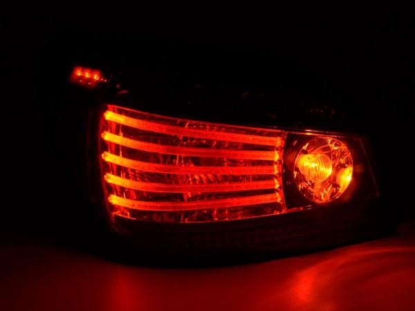 LED Rückleuchten Set BMW 5er Limousine Typ E60 Bj. 03- schwarz