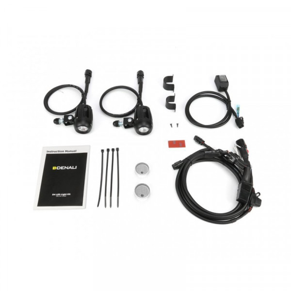 Denali 2.0 DM TriOptic LED Light Kit with DataDim Technology