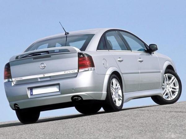 Heckspoiler Passend Für Opel Vectra C (hatchback)