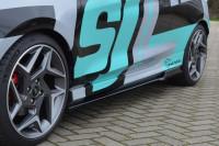 CUP5 Seitenschweller für Ford Fiesta ST MK8 JHH Ausführung: Matt schwarz