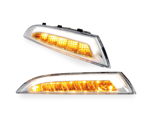 LED Frontblinker Kombination VW Scirocco 3 III 08-14 klar