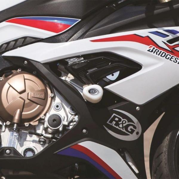 "R&G Racing Sturzpads Race Kit ""No Cut"" BMW S 1000 RR 2019-"
