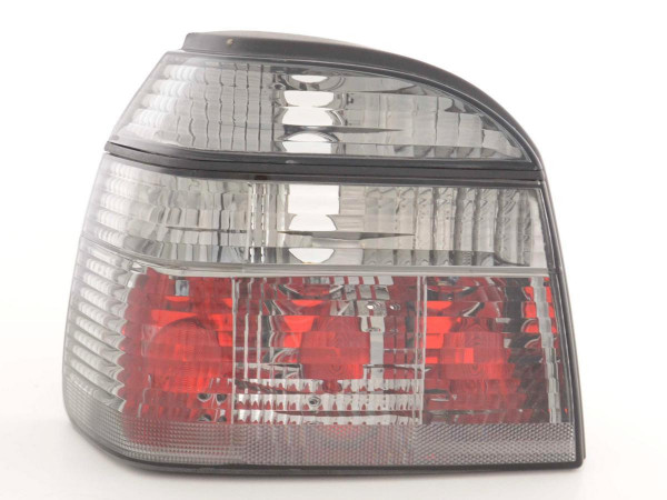 Rückleuchten Set VW Golf 3 Typ 1HXO 92-97 schwarz