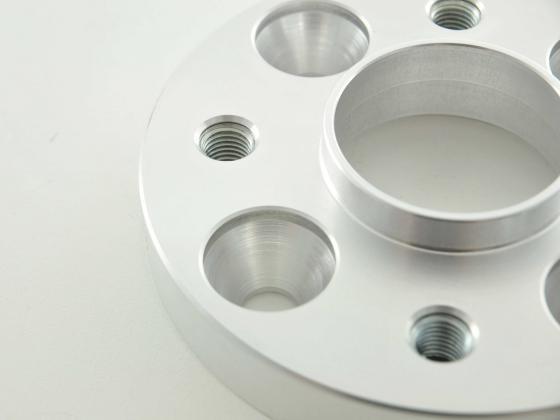 Spurverbreiterung Distanzscheibe System B+ 40 mm Daewoo Kalos