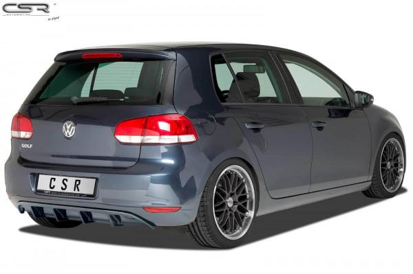 Heckansatz für VW Golf 6 Steilheck HA220