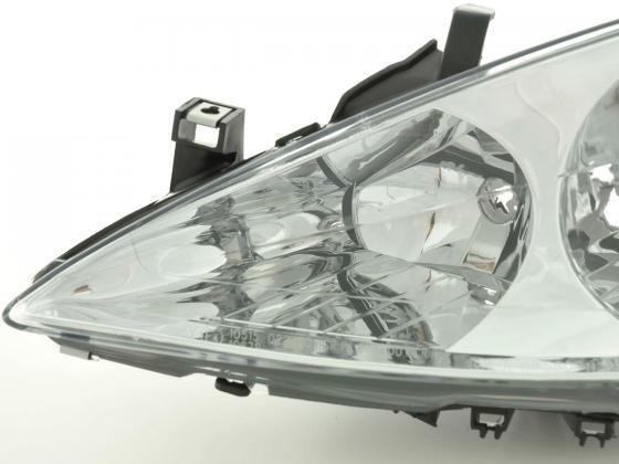 Verschleißteile Scheinwerfer links Peugeot 307 Bj. 01-05
