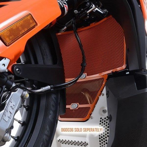 R&G Kühlergitter Wasserkühler KTM 790 Adventure 2019-