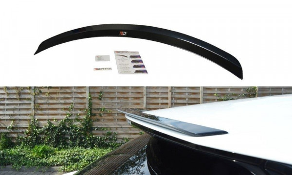 Spoiler CAP Passend Für Lexus RX Mk4 Carbon Look