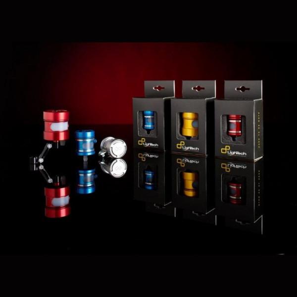 Lightech farbige Bremsflüssigkeitsbehälter universal mit Halterung