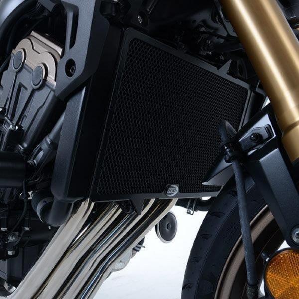 R&G Kühlergitter Wasserkühler Honda CB 650F / CBR 650F ´14- / CB 650 R / CBR 650 R 2019-