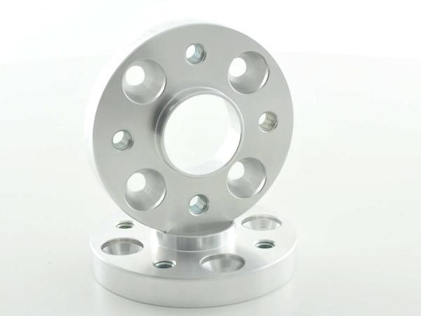 Spurverbreiterung Distanzscheibe System B+ 20 mm pro Rad Lotus Exige S2