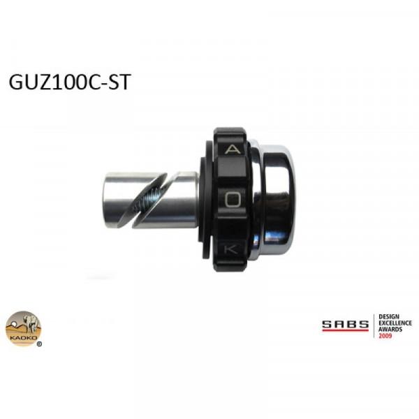 """Kaoko Gasgriff-Arretierung """"Drive Control"""" für MOTO-GUZZI California"""