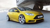 Kotflügelverlängerung Ford Focus ST Mk3 Carbon Look