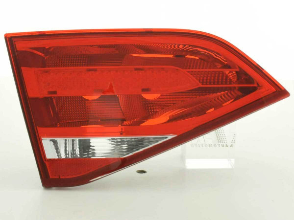 Verschleißteile Rückleuchte links Audi A4/S4 Limousine Typ 8K 07- rot/klar