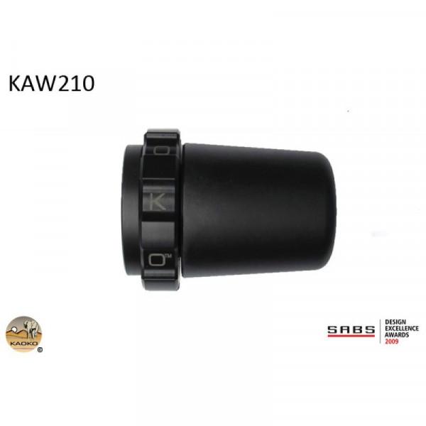 "Kaoko Gasgriff-Arretierung ""Drive Control"" für Kawasaki Versys 1000"