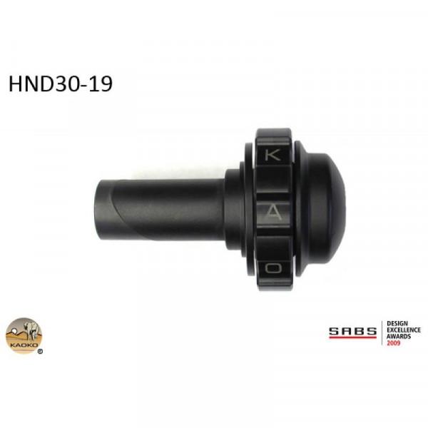 "Kaoko Gasgriff-Arretierung ""Drive Control"" für HONDA CBR600RR , CB1100A"