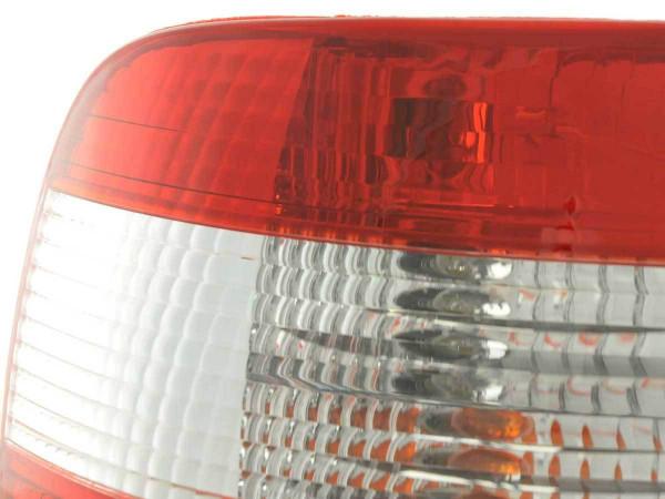 Rückleuchten Set Audi A4 Limo Typ B5 Bj. 95-00 rot/weiß