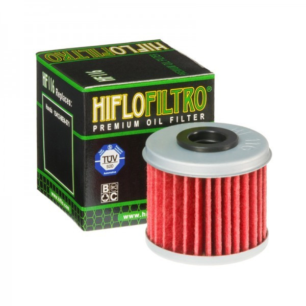Hiflo Ölfilter HF116 (Alternative Champion 089357)