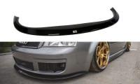 Front Ansatz Passend Für Audi RS6 C5 Schwarz Matt
