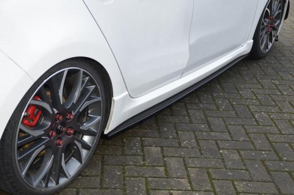 Seitenschweller im Cup Look für Suzuki Swift SportRZ/AZ
