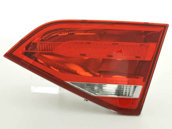 Verschleißteile Rückleuchte rechts Audi A4/S4 Limousine Typ 8K Bj. 07- rot/klar
