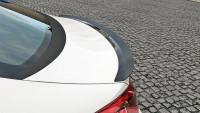 Spoiler CAP Für VW Passat CC R36 RLINE (vor Facelift) Schwarz Hochglanz