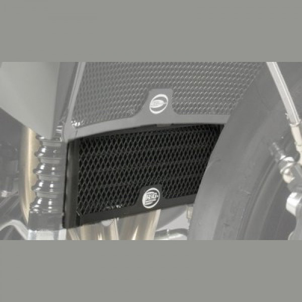 R&G Racing Ölkühlergitter Triumph Speed Triple 1050 / S / R / RS 2011-
