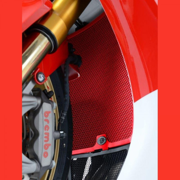 "R&G Racing Kühlergitter ""RED"" Honda CBR 1000 RR / SP 2008-2016"