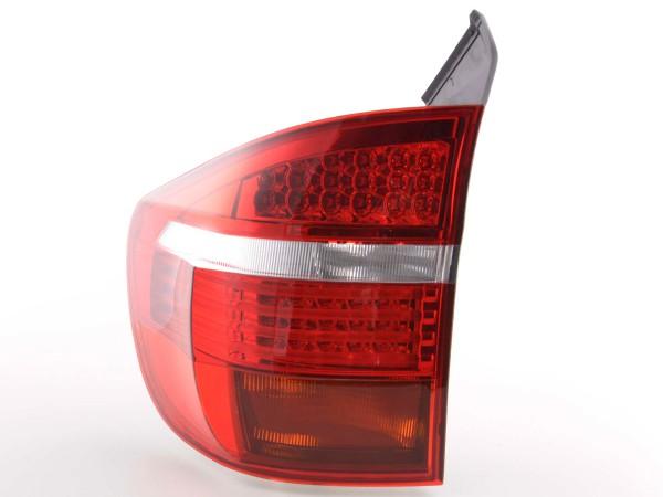 Led Rückleuchten BMW X5 Typ E70 Bj. 06- rot