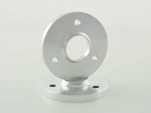 Spurverbreiterung Distanzscheibe System B 35 mm pro Rad Peugeot 106 (S1)