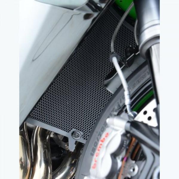 R&G Racing Kühlergitter Wasserkühler Kawasaki H2 / H2 R 2015-