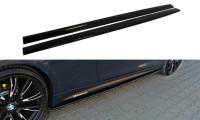 Seitenschweller Ansatz Passend Für BMW 4er F32 M Paket Carbon Look