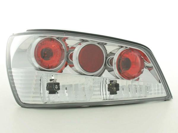 Rückleuchten Set Peugeot 306 Typ 7*** 93-97 chrom