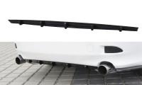 Diffusor Heck Ansatz Passend Für Lexus IS Mk2 Schwarz Matt