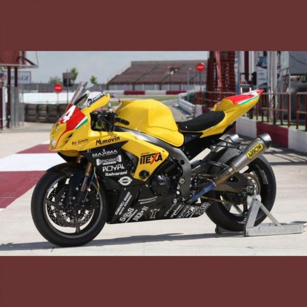 Fabbri Bubble Verkleidungsscheibe Suzuki GSX-R 1000 2009-2016