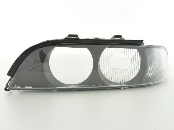 Frontblinker Blinker Set BMW 5er Typ E39 95-00 schwarz