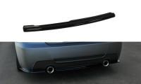 Mittlerer Diffusor Heck Ansatz Passend Für BMW 3er E92 M Paket Carbon Look