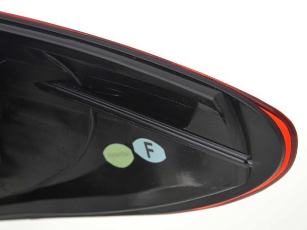 Rückleuchten Set Peugeot 206 Typ 2*** Bj. 98-05 klar/rot