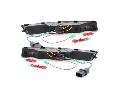 LED Frontblinker Kombination VW Passat 3C B6 05-10 rauch