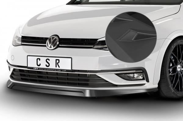Cup-Spoilerlippe mit ABE für VW Golf 7 CSL324-L
