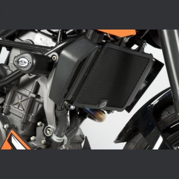 R&G Racing Kühlergitter Wasserkühler KTM Duke 200 2012-