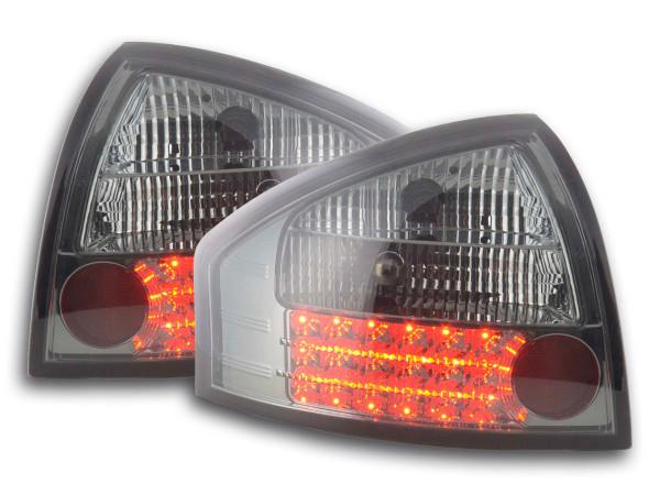 LED Rückleuchten Set Audi A6 Limousine Typ 4B 97-03 schwarz