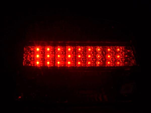 LED Rückleuchten Set BMW 5er Limousine Typ E39 Bj. 95-00 klar/rot