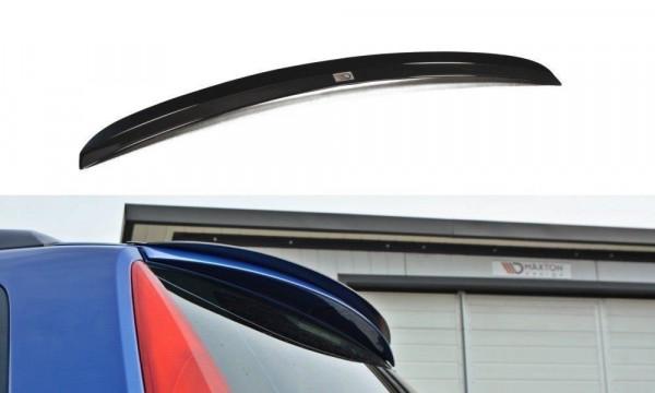 Spoiler CAP Passend Für Ford Mondeo Mk3 ST220 Kombi Schwarz Hochglanz
