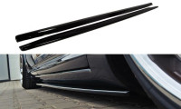 Seitenschweller Ansatz Passend Für AUDI S8 D3 Carbon Look