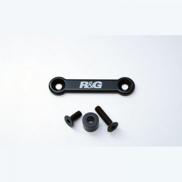 R&G Racing hintere Fußrastenabdeckung Suzuki SV 650 2016- / SV 650 X 2018-