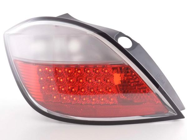 LED Rückleuchten Set Opel Astra H 5-trg Bj. 04- rot/klar