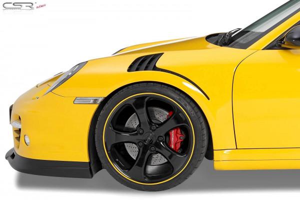 Kotflügel Vorderachse links für Porsche 911/997 im GT3 RS-Look KOT011